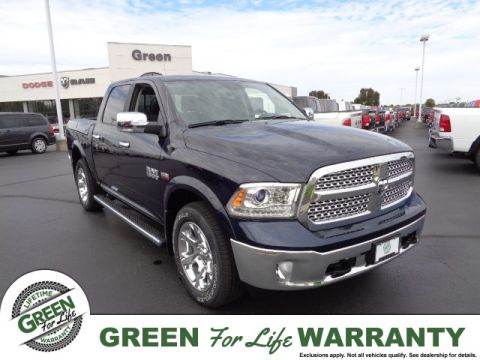 NEW 2018 RAM 1500 LARAMIE CREW CAB 4X4 5'7 BOX