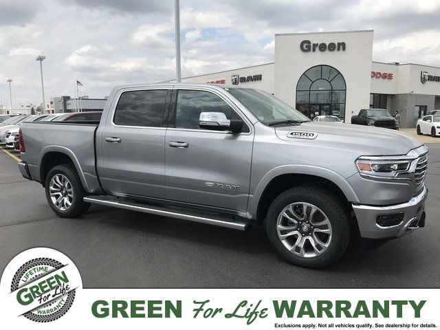 New 2019 Ram All New 1500 Laramie Longhorn Crew Cab In Springfield