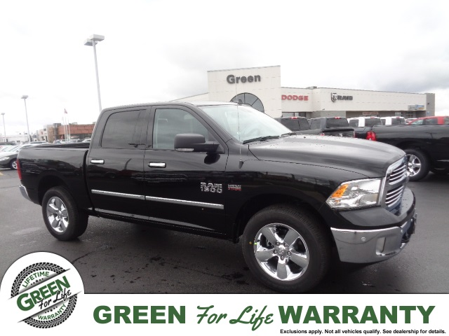 NEW 2017 RAM 1500 BIG HORN CREW CAB 4X4 5'7 BOX