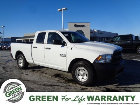 NEW 2018 RAM 1500 TRADESMAN QUAD CAB 4X2 6'4 BOX