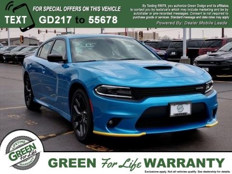 New Dodge Charger for Sale in Springfield | Green Dodge