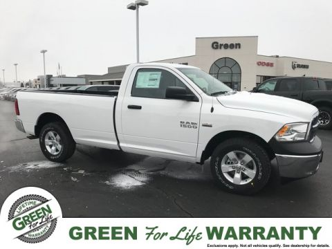 NEW 2018 RAM 1500 TRADESMAN REGULAR CAB 4X2 8' BOX