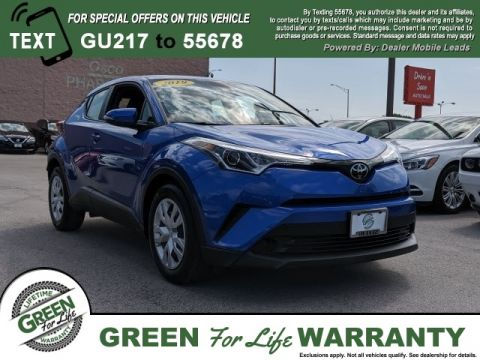 Pre-Owned 2019 Toyota C-HR